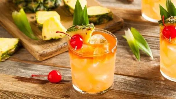 Mai Tai: un cóctel de sabor exótico y aspecto fresco desde 1944
