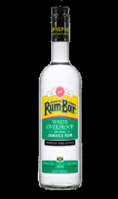 El Ron Blanco Overproof 'Rum-Bar'