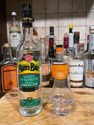 Ron Blanco Overproof 'Rum-Bar'