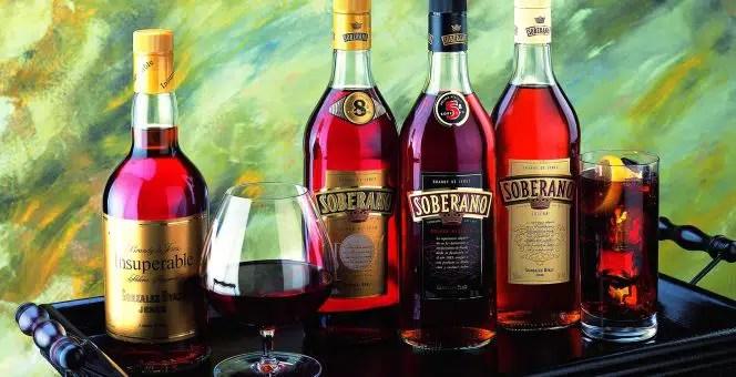 Brandy Soberano, una de las marcas más reconocibles de bodegas González Byass