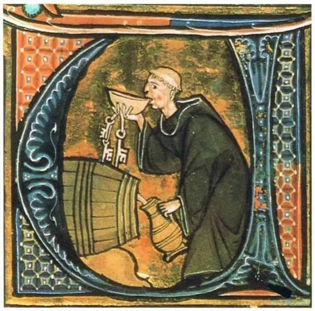 Convento de Capuchinos y la fabricación de cerveza en 1845