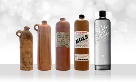 Ginebra Bols, mítica bebida de la destilería de casi 450 años