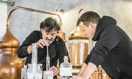 Carles Bonnin inventa licores gastronómicos
