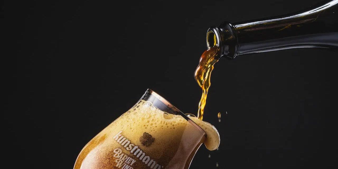 Kunstmann Barley Wine, lanzamiento exclusivo de la cervecería de Valdivia (Chile)