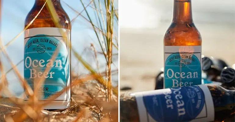 Ocean Beer y su compromiso con el entorno