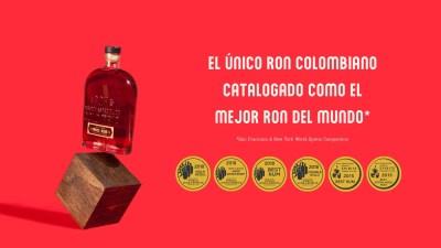Parce Rum mejor ron del mundo