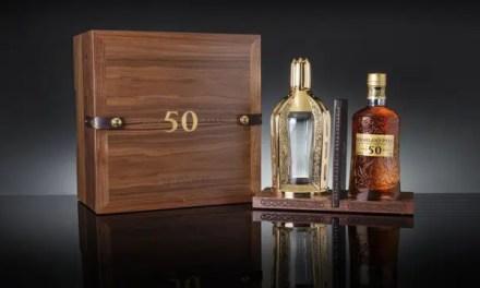 Highland Park 50 años, tercerrelease con solo272 botellas