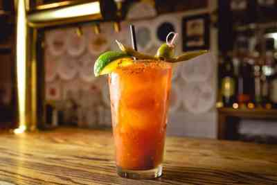 Bazaar Bloody Mary