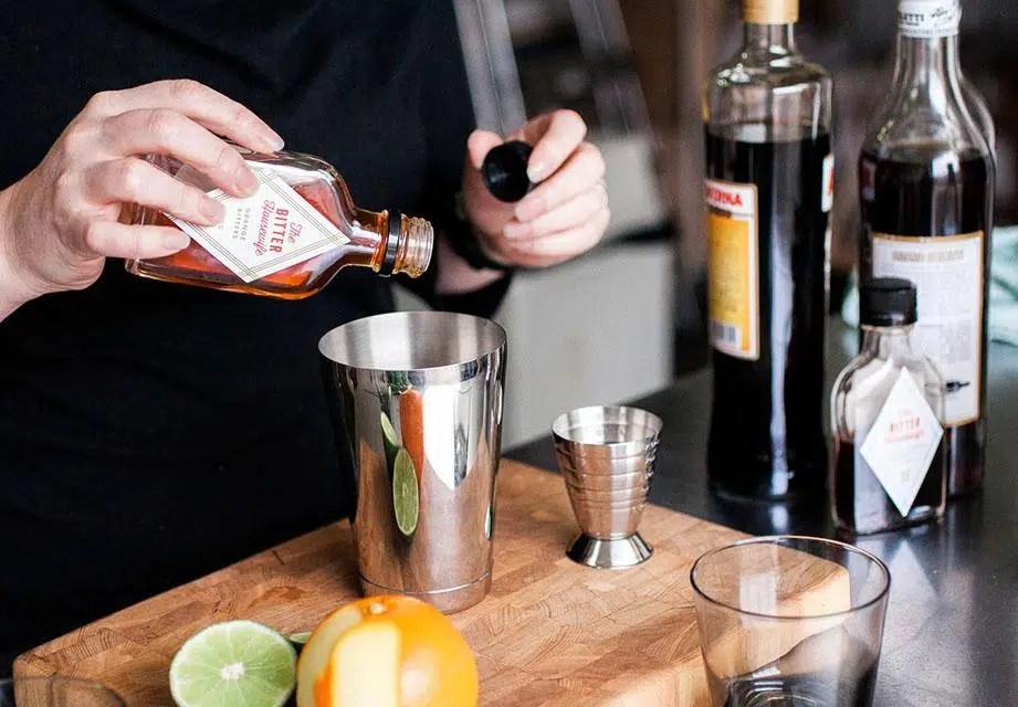 Sobre los Bitters y 3 recetas fáciles de hacer