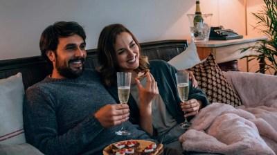 consumo de vino en el hogar