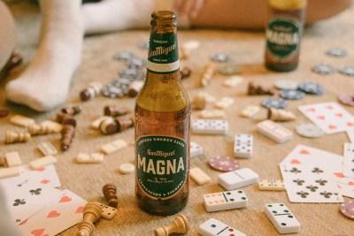 Cerveza Golden Lager