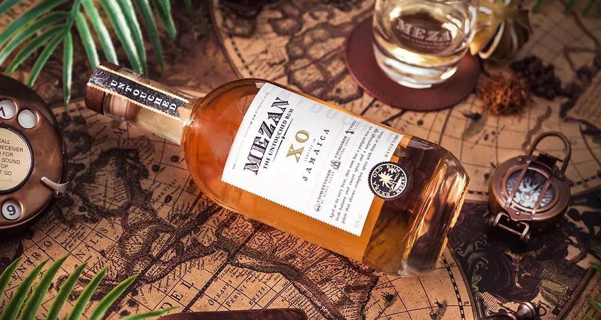 Mezan Xo Jamaica, mezcla de rones añejados entre 4 y 23 años