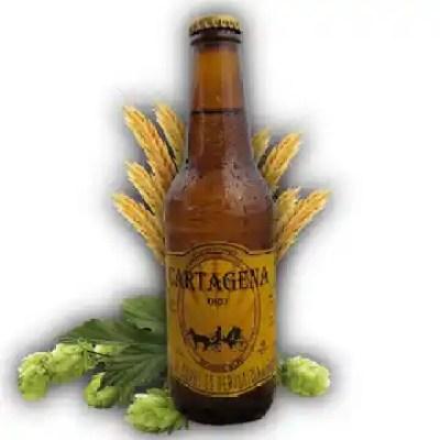 Cerveza Artesanal Cartagena Oro 330 ml