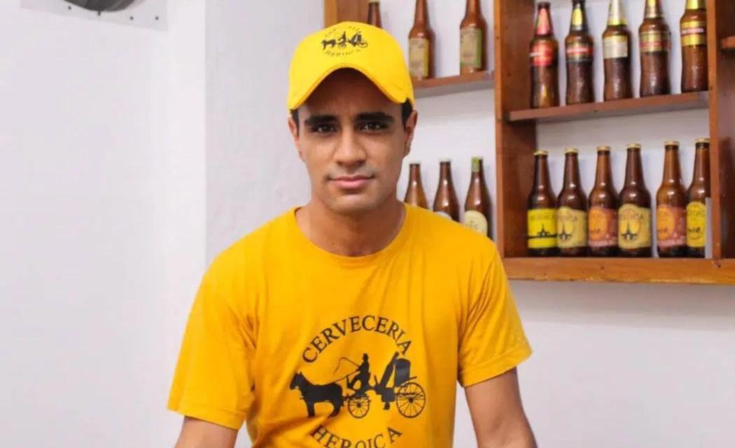 Emprendimiento innovador de Germán Díaz Aguilar logró la 1.ª fábrica de cerveza en Cartagena