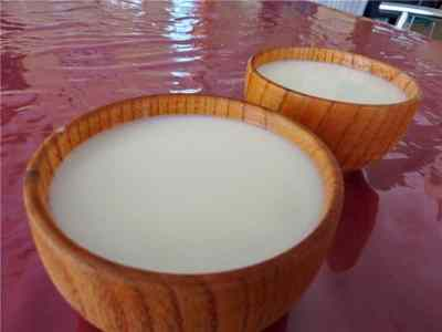Kumis, bebida de Kazakhstan