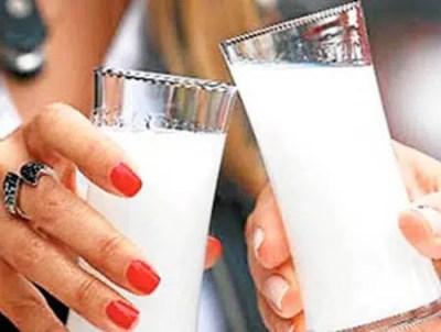 Raki, bebida turca