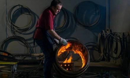 La tonelería riojana Gangutia y el arte de vestir de madera el vino