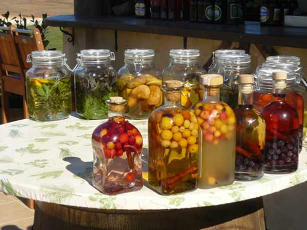 5 recetas de licores caseros que debes probar