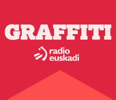 Entrevista en graffiti de Radio Euskadi