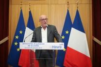 Discours d'Alain Jakubowicz à l'Hôtel de Ville du Havre - Samedi 14 octobre 2017