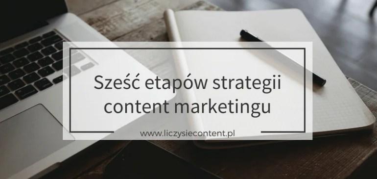 strategia content marketingu