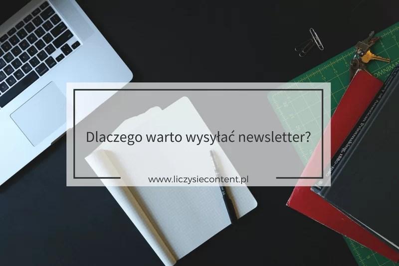 newsletter po co