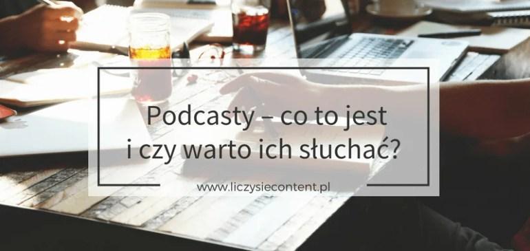 podcasty co to jest