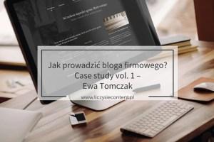 o czym pisać bloga
