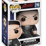 funko pop the punisher daredevil netflix marvel 216 box