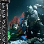 Ultimate Diorama Masterline Batman The Dark Knight Returns Comics Batman versus Superman DX Bonus Version 21