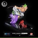 one-piece-statue-16-by-tsume-roronoa-zoro-wano-28cm 2