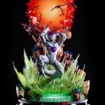 Dragon Ball Z Frieza (Freezer) 4th Form Hqs+ Statue 1