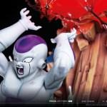 Dragon Ball Z Frieza (Freezer) 4th Form Hqs+ Statue 12