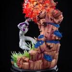 Dragon Ball Z Frieza (Freezer) 4th Form Hqs+ Statue 7