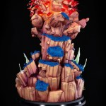Dragon Ball Z Frieza (Freezer) 4th Form Hqs+ Statue 8