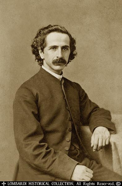 Antonio Arrighi, Iowa Troops