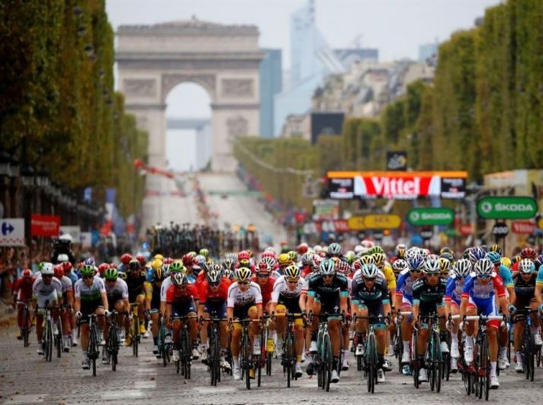 The Women's Tour was born with the intention of lasting