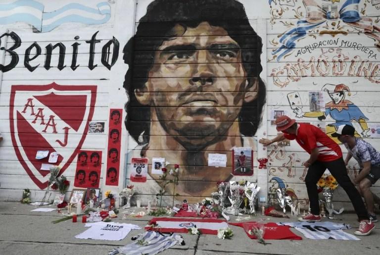 Ex abogado de Maradona desplazado del proceso que investiga su muerte