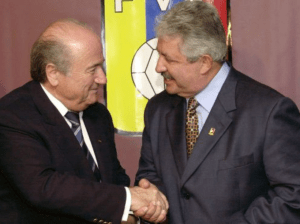 Game Vision | Interference that should concern Fifa is that of Esquivel and his advisers