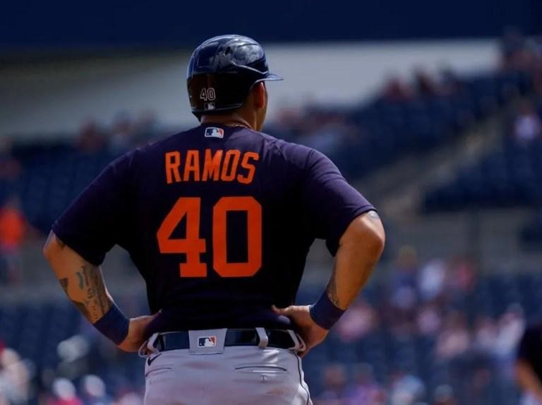 Wilson Ramos fue puesto en asignación por Detroit