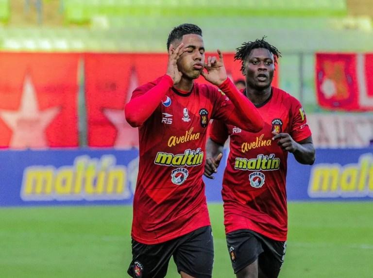 Caracas FC sale a defender el liderato ante Monagas SC