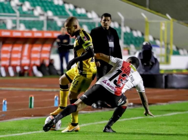 Deportivo Táchira failed against Always Ready
