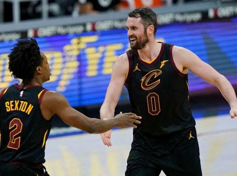 Cavaliers frenaron mala racha al vencer a Celtics
