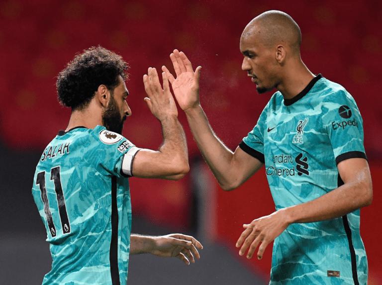 Liverpool toma Old Trafford y sigue aspirando a la Champions