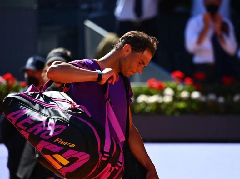 Nadal crashes against Zverev in the Madrid quarter