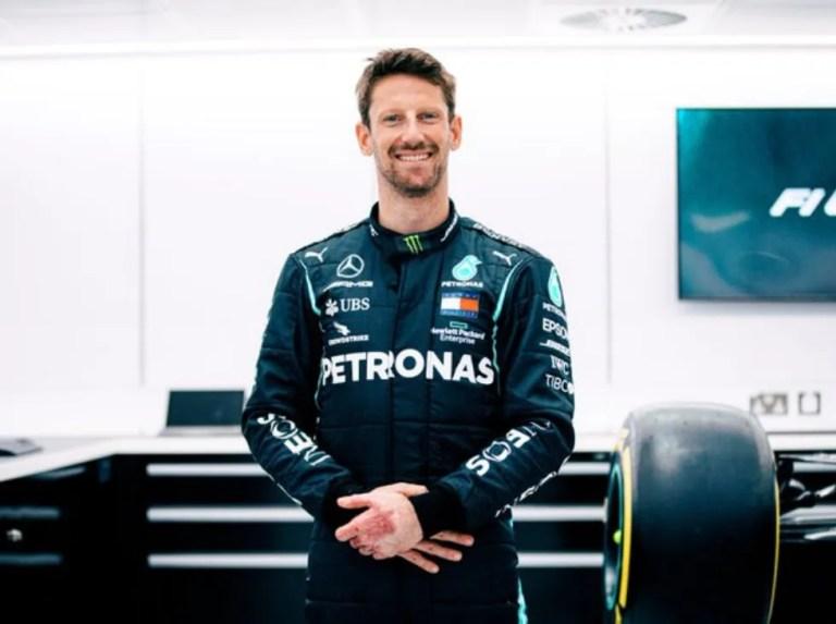 Romain Grosjean volverá a subirse a un Fórmula Uno