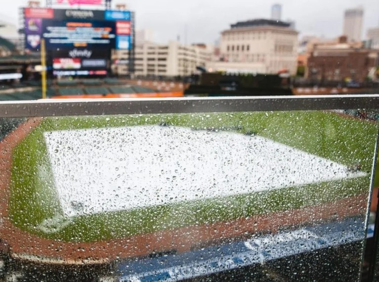 Twins-Tigers duel postponed due to rain