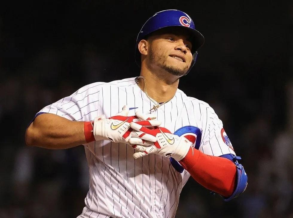 Willson Contreras se fue para la calle en victoria de Cubs