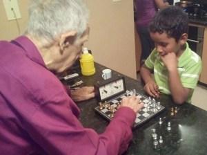 Sembrar ajedrez | En honor al Maestro Salvador Díaz
