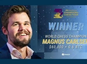 Sembrar ajedrez | Carlsen vence a So de manera emocionante